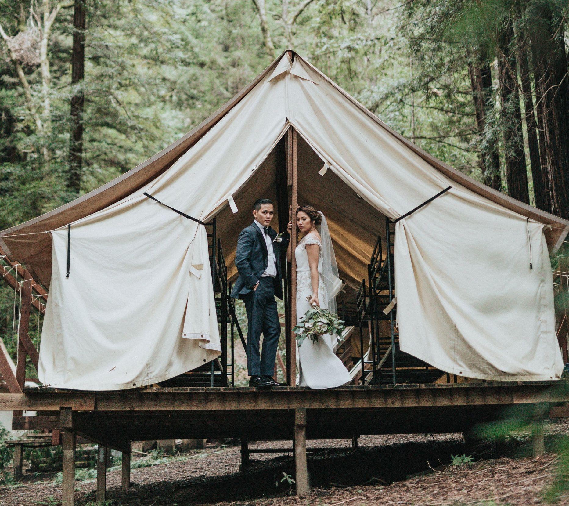 Wat betekent glamping eigenlijk - Luxe tent, glamorous camping - www.luxetenthuren.nl