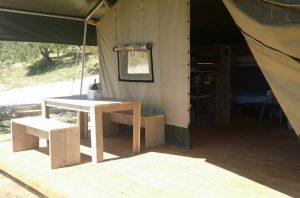 Camping Agricamping Romita Italië - Luxe camping vakantie in een Safari of Lodgetent boek nu bij www.luxetenthuren.nl