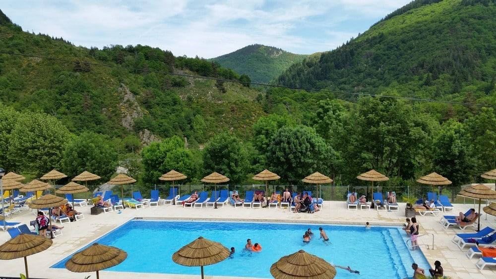 Camping l'Ardechois in Frankrijk - Luxe camping vakantie in een Safari of Lodgetent boek nu bij www.luxetenthuren.nl