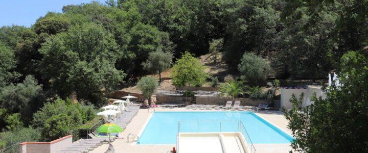 Camping Vallicella Resort in Italië zwembad - camping vakantie in een luxe Safari of Lodgetent boek nu bij www.luxetenthuren.nl
