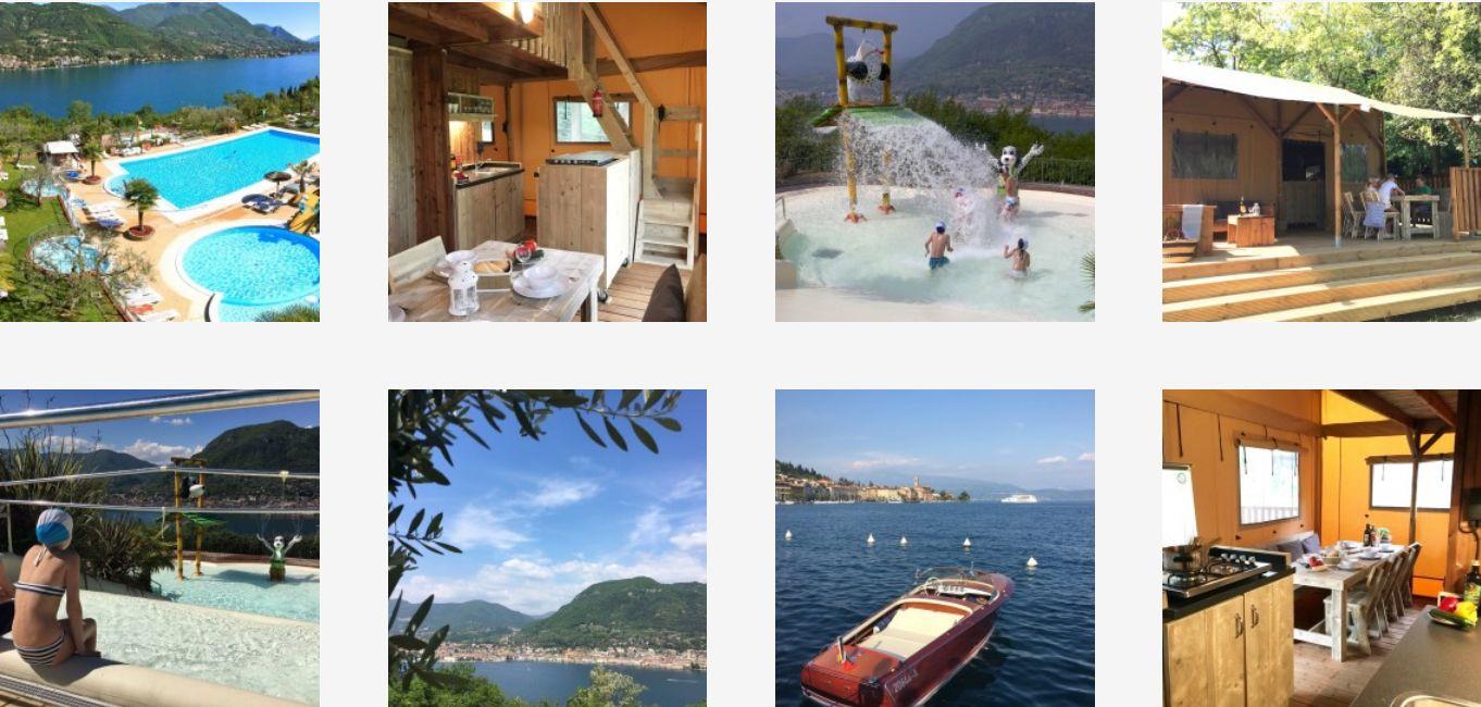 Camping Weekend in Italië 1 - luxe camping vakantie in een luxe Safaritent boek nu bij www.luxetenthuren.nl