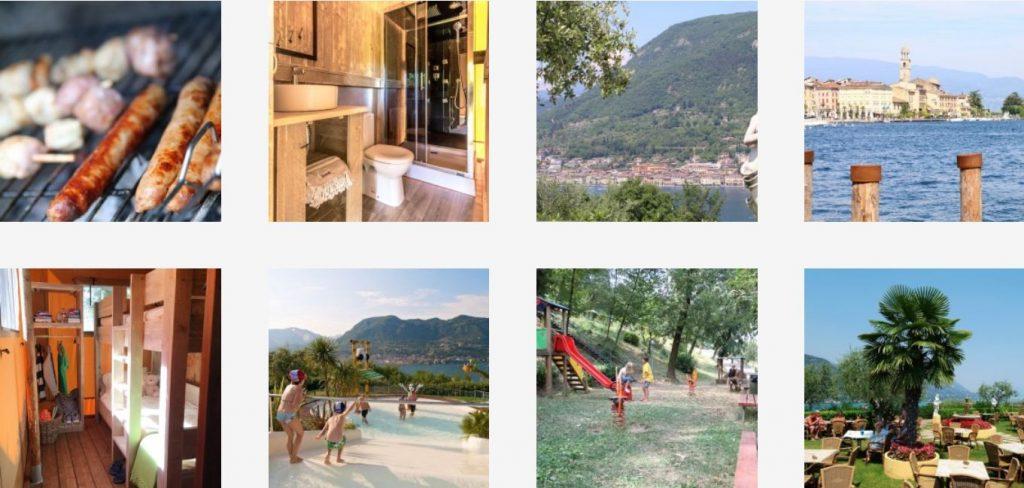 Camping Weekend in Italië 4 - luxe camping vakantie in een luxe Safaritent boek nu bij www.luxetenthuren.nl
