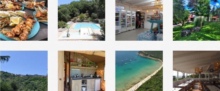 Glamping Vallicella in Italië - camping vakantie in een luxe Safari of Lodgetent boek nu bij www.luxetenthuren.nl