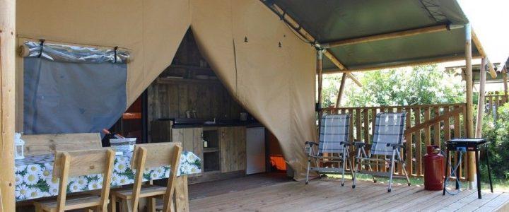 Agriturismo Eucaliptus Toscane - Luxe ingerichte SafariTent Huren boek nu - www.LuxeTentHuren.nl