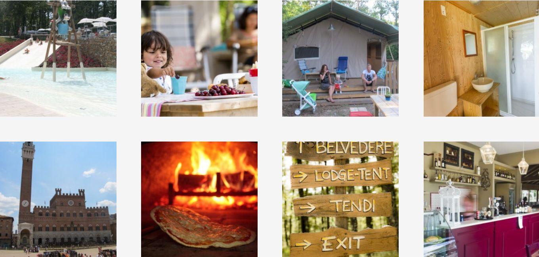 Camping Orlando Chiant Italie - Luxe Tent Huren in Toscane, boek nu - www.LuxeTentHuren.nl
