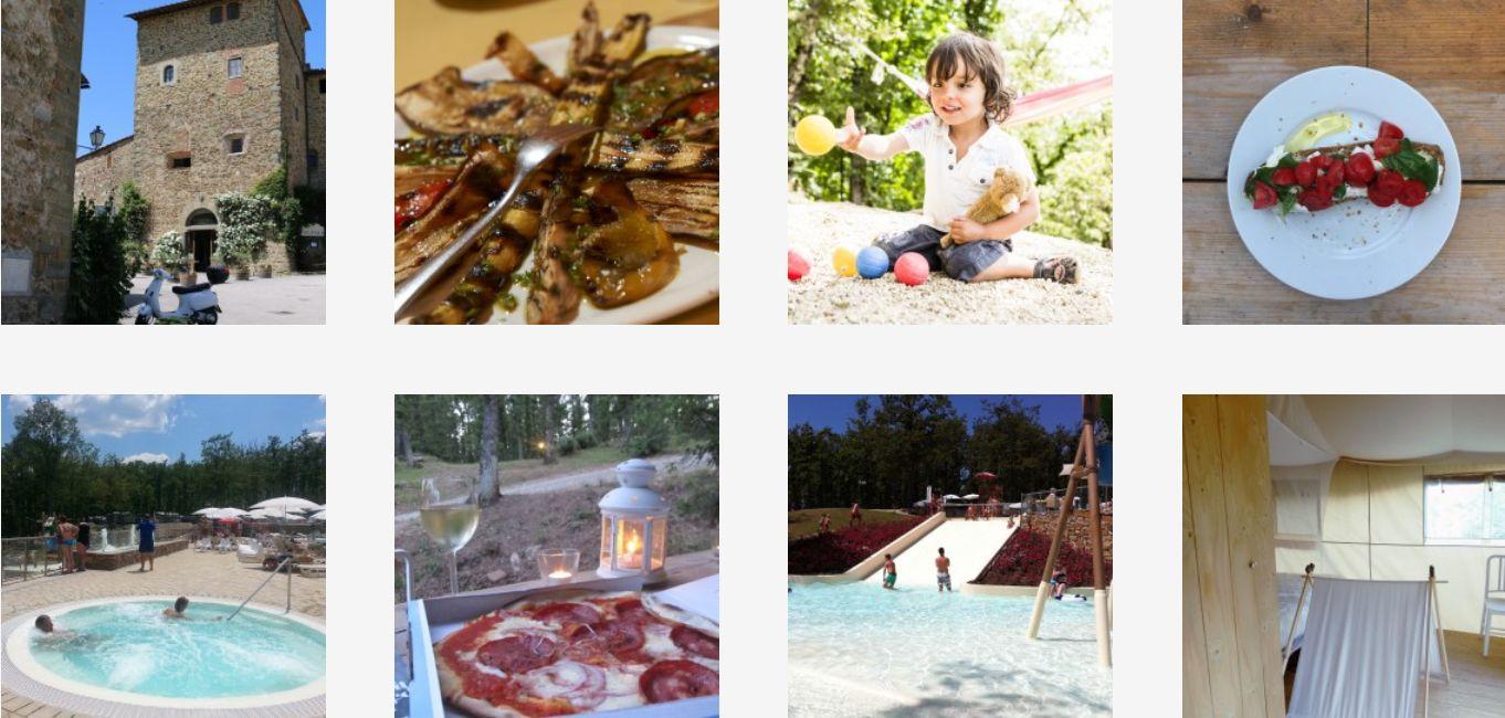 Camping Orlando Chiant Toscane Italie - Luxe Tent Huren in Toscane, boek nu - www.LuxeTentHuren.nl