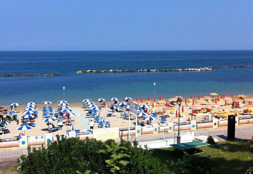 Camping Paradiso - Kleine Italiaanse familiecamping - Aan het strand van de Adriatische Zee - www.LuxeTentHuren.nl
