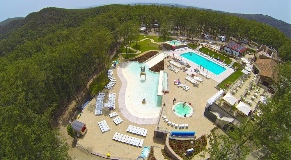 Camping Resort Orlando in Italië- Glamping Toscane in de Chianti streek, boek nu bij www.LuxeTentHuren.nl
