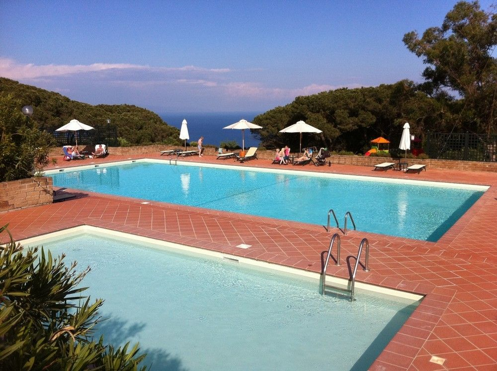 Camping Tenuta delle Ripalte Elba - Kleine Familiecamping Italie - www.LuxeTentHuren.nl
