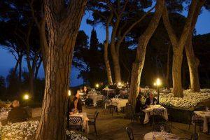 Camping Tenuta delle Ripalte Elba - Middenlandse Zee, Restaurant Elba - Kleine Familiecamping Italie - www.LuxeTentHuren.nl