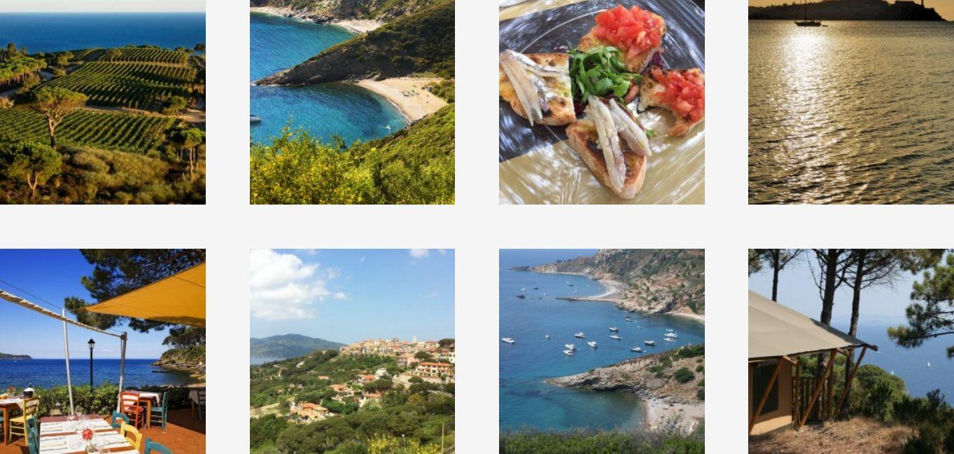 Glamping Tenuta delle Ripalte Elba - Middenlandse Zee - Kleine Familiecamping Italie - www.LuxeTentHuren.nl