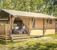 Luxe Tent Huren Italie - Safaritent met badkamer - Luxe Glamping Vakantie - www.LuxeTentHuren.nl