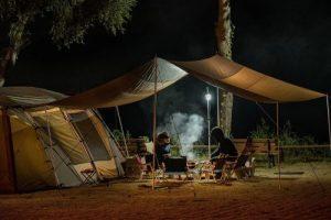 De geschiedenis van Camping naar Glamping - www.LuxeTentHuren.nl