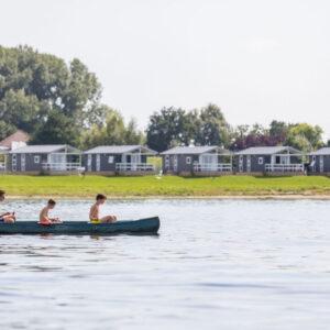 Glamping Eiland van Maurik - Camping Nederland Maurik - Luxe Safaritent huren - www.LuxeTentHuren.nl