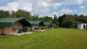 Vakantiepark Het Timmerholt - Camping Nederland Westenbork - Luxe Safaritent huren - www.LuxeTentHuren.nl