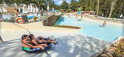 Orlando in Chianti Glamping Resort - Safaritent met prive sanitair - www.LuxeTentHuren.nl