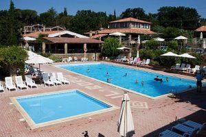 Vakantiepark Centro Vacanze Il Borgo - Agriturismo Toscane - www.LuxeTentHuren.nl