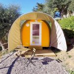 Vallicella Glamping Resort - Coco Couple - www.LuxeTentHuren.nl