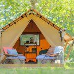 Vallicella Glamping Resort - Junior Safari Tent - www.LuxeTentHuren.nl